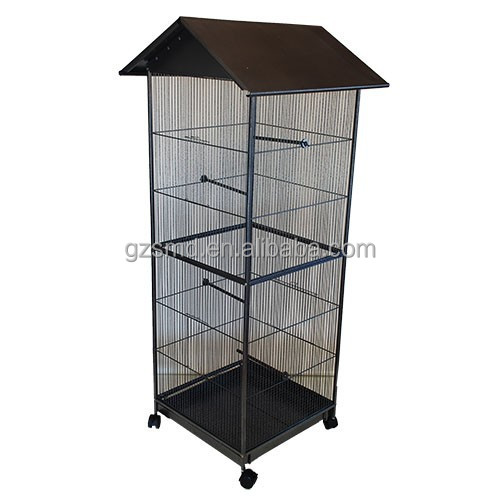 Large Metal Indoor Canary Bird Cage