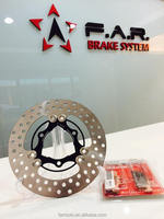 Custom made advanced design motorcycle 220mm brake disc