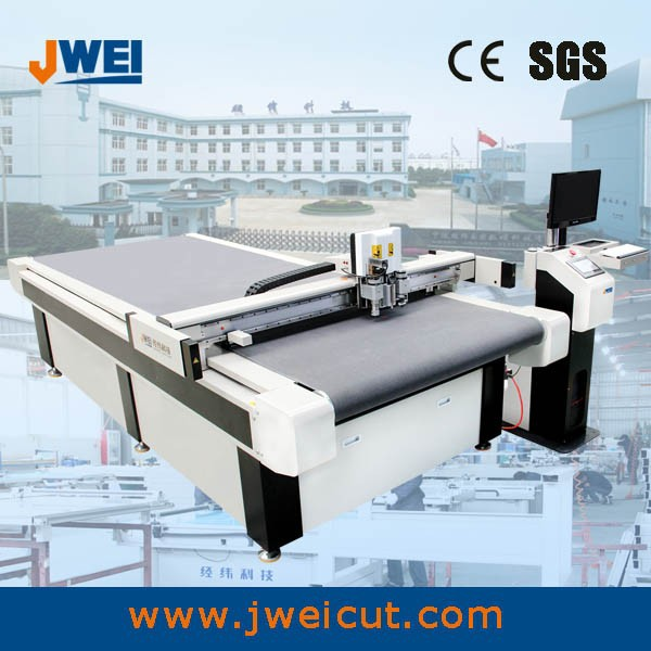Over 20 Years Experience Factory Direct Sale Flatbed Digital Cutter