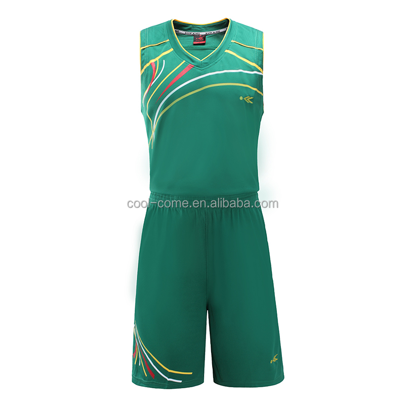 2016 best price quick dry plain basketball jersey from China supplier