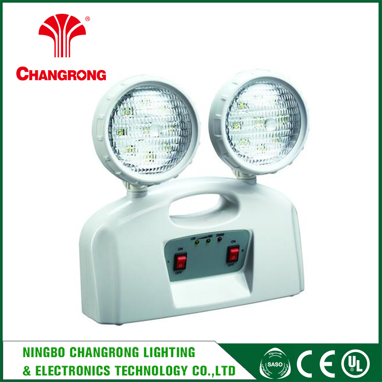 More than 3 hours Emergency Time Ip65 Twin Spot Led Emergency Ligh