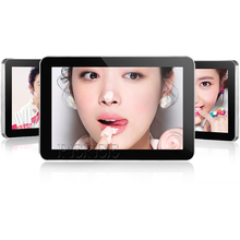 3g wifi wireless network wall mount monitor 10 lcd advertising player