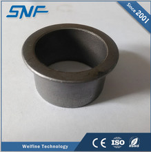 metal powder parts sintered iron flange bearings