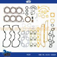 overhaul full set for VG20 engine gasket kit OEM 10101 - 33E28