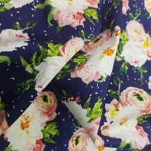 Low Price Textile 100% Cotton Sateen Fabric For dress Made In China