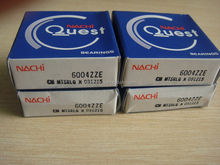NACHI 6004ZZE Hot selling toyota hiace 20*42*12 ball bearings NACHI 6004ZZE for wholesales