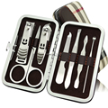 Funny 7pcs manicure set pedicure set