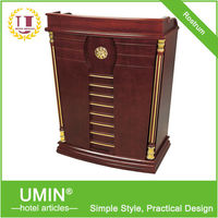 Wooden Portable Lectern Podium