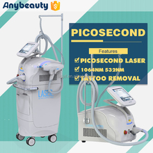 ZFL-B Picosecond technology Nd YAG laser the same as cynosure laser picosure laser
