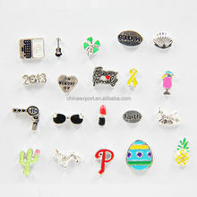 Latest Glass Magic Memory Floating Charms For Lockets Wholesale