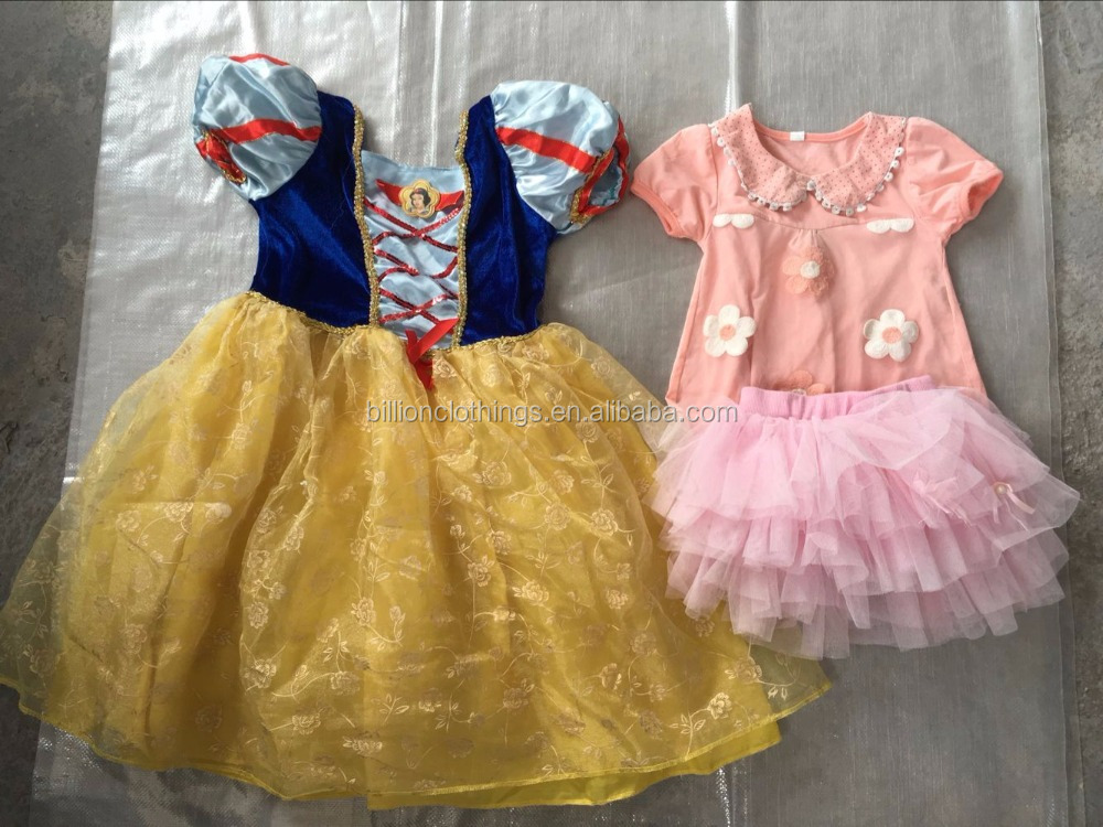 Wholesale baby clothes Used clothing secondhand clothing