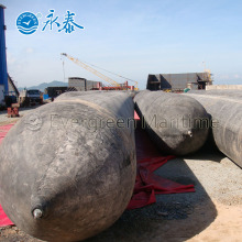 Ship launching airbags/inflatable marine airbag/Ship docking marine airbags
