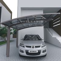 Luxury Valenmis carport aluminium made in China at reasonable price