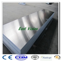 Stamped Aluminum Sheet