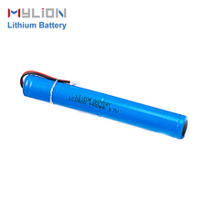 Factory price 4400mah 3.7V rechargeable li-ion 18650 battery pack