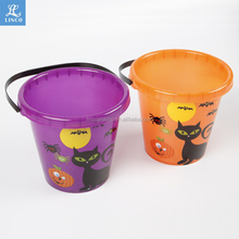 promotion Beach Plastic Small water pail Bucket