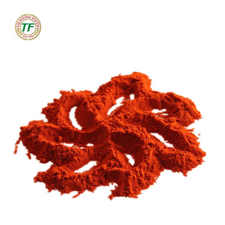Haccp certificated sweet smoked paprika powder