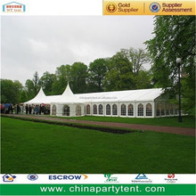 20x25 Hard pvc wall used party tents for sale