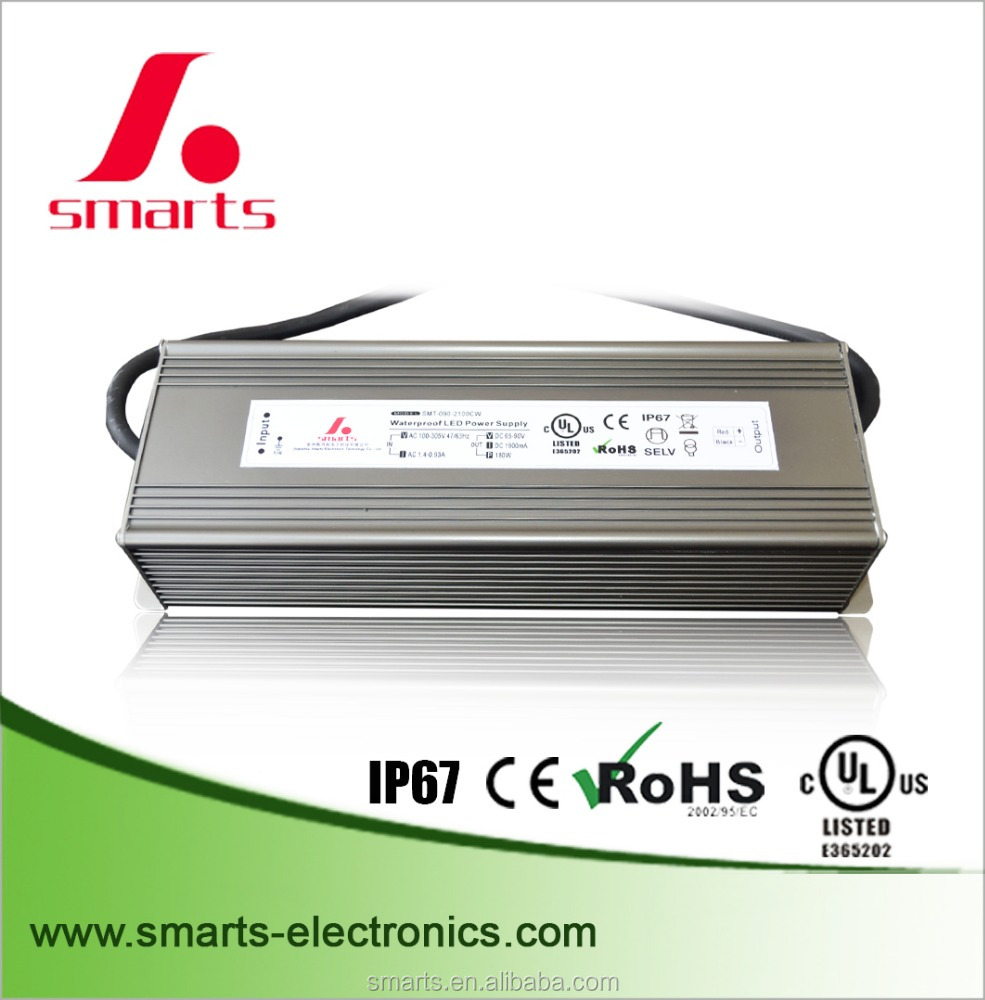 ul 105w electronic light transformer for led mr16