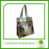 Wholesale offset printing pvc bag,glossy pvc bag,clear pvc shopping bag