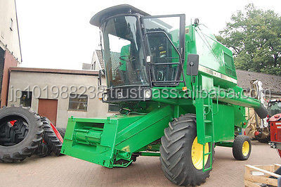 USED MACHINERIES - JOHN DEERE 1065 COMBINE HARVESTER (2876)