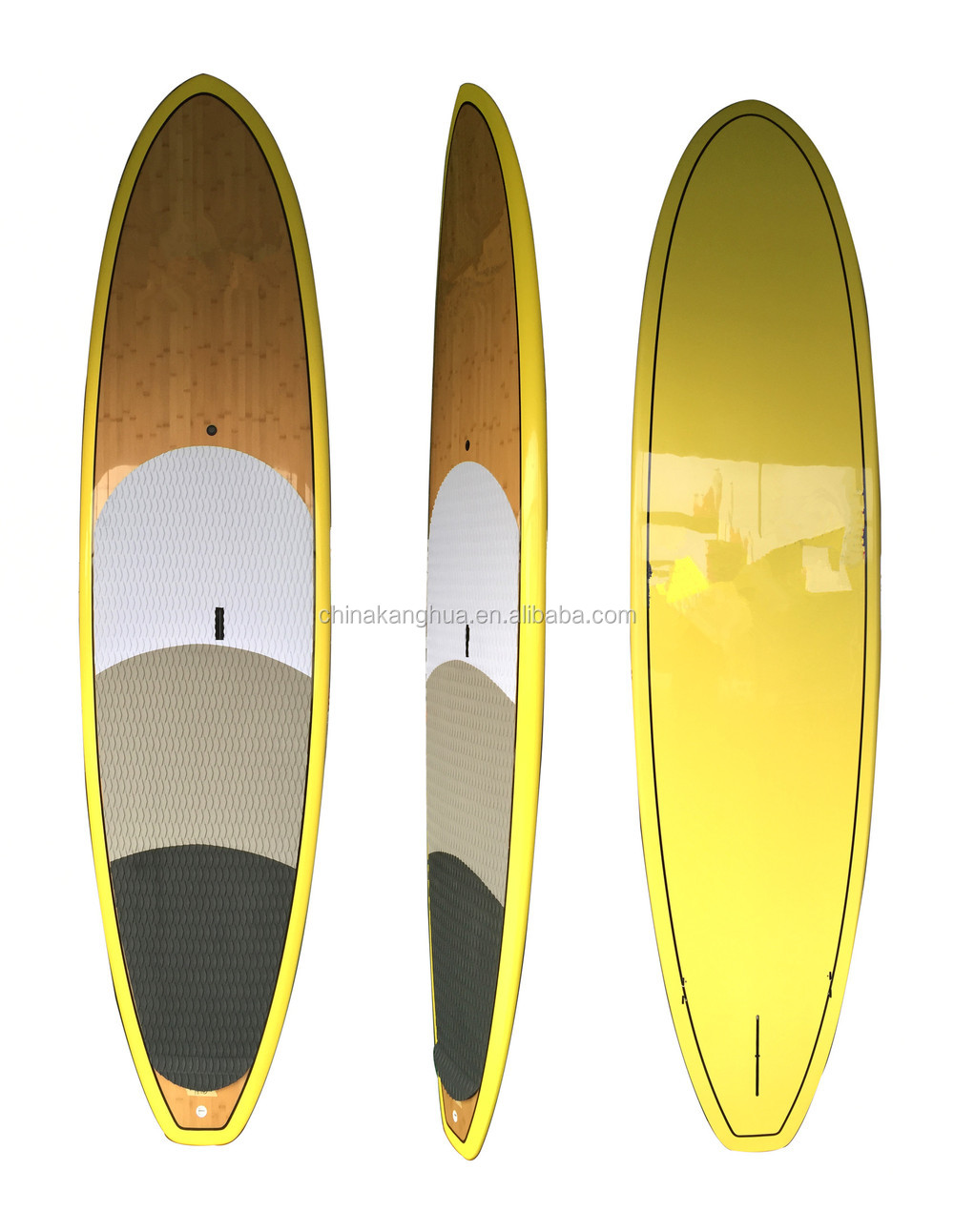 Bamboo epoxy stand up paddle board/Sup paddle boards