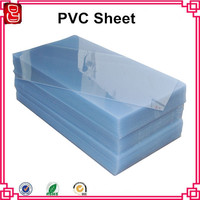 3mm thick transparent rigid pvc sheet,1mm pvc sheet