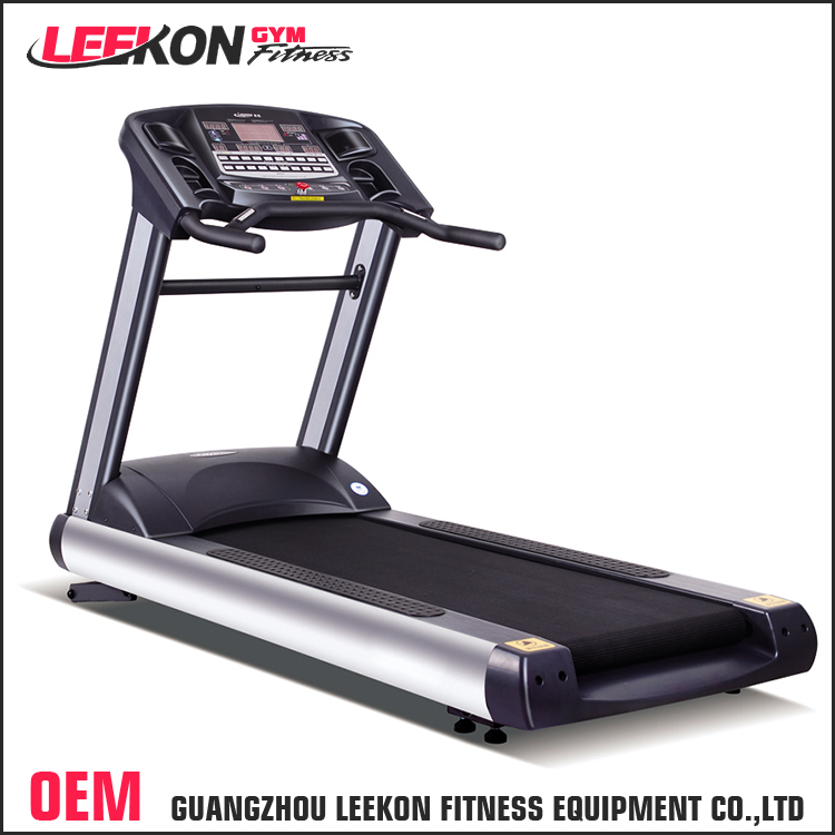 Professional gym training use 3.8HP AC motor walker exercise commercial fitness equipment treadmill