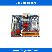 Tested LGA775 CPU G41 chipset cheap computer motherboards
