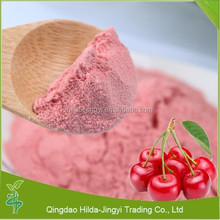 Water soluble cherry flavor powder