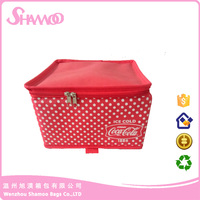 Non-woven Foldable Storage Box With Cover