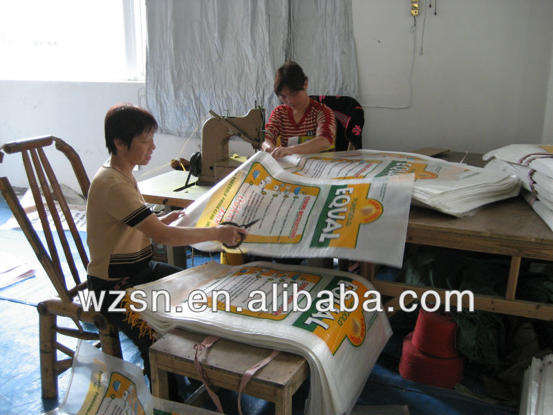 OPP Woven Bag For Agriculture Use 25KG From vietnam