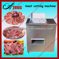 stainless steel cooked meat cutting machine 0086-150 9343 2115