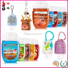 New 30ml silicone hand sanitizer pocketbac holders for anitbacterial gel