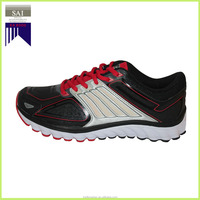 Rubber Outsole Sports Shoes Durable Running Shoes for Men