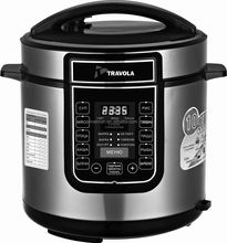 Release pressure security setting electric multi cooker for dealer CR-20