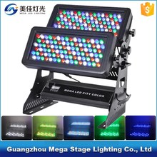 Exterior waterproof IP65 rgbw led building facade lighting