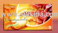 Jenang Dodol (Soft Cake) Mubarok with Flavors: Durians (Indonesian Traditional Soft Cake)
