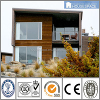 Solid Economical Galvanized Prefabricated Dormitory Building