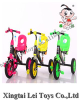 BAIWA new model children tricycle ride on car 2016 with suber thick frame and suspension made in China,Pingxiang