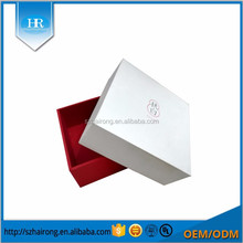 Custom packaging gift box with windows