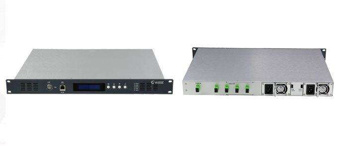 Wholesale Price 4 Ports Optical Amplifier 1550nm EDFA