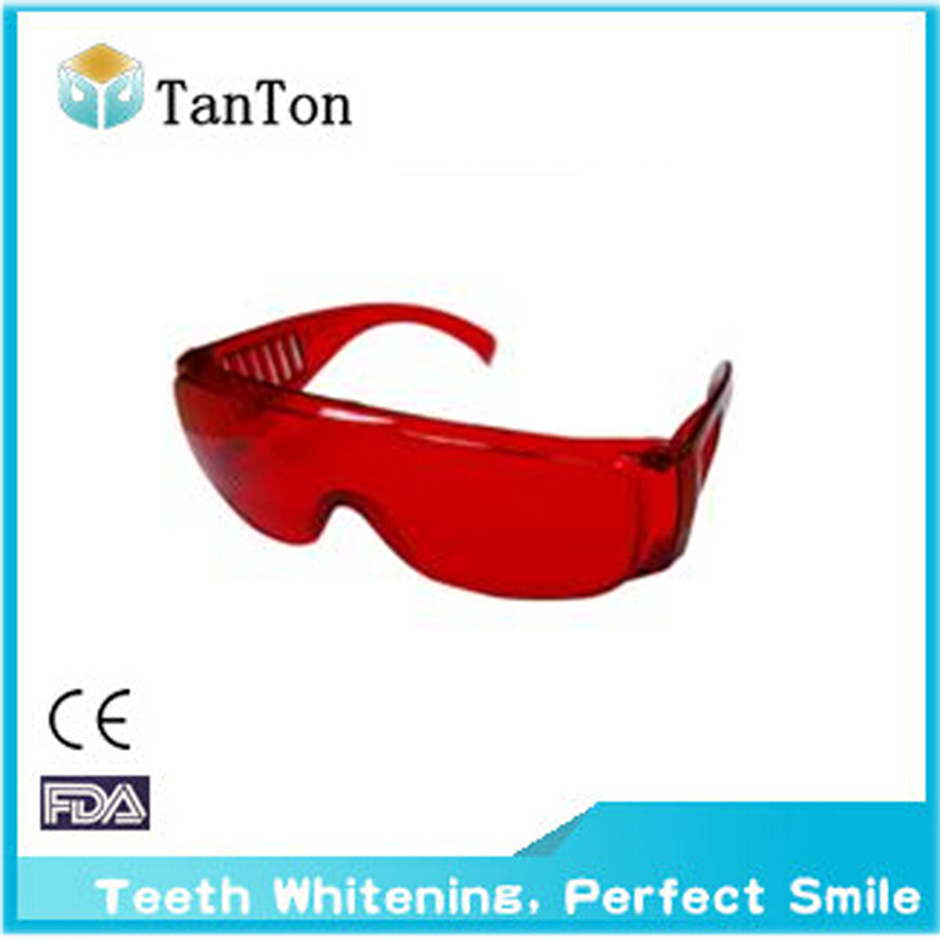 RED COLOR laser goggles from tan ton factory