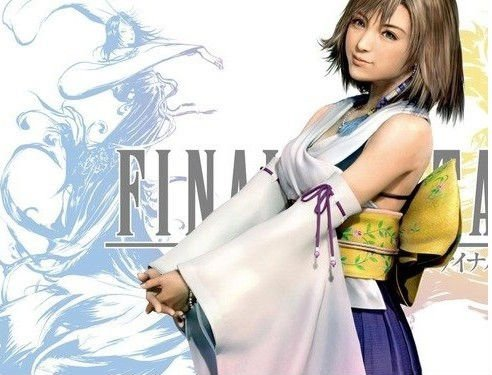 Yuna cosplay from Final Fantasy X cosplay costume custom made