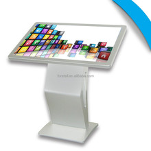 Foretell 65 Inch LCD Touchscreen Digital Signage Kiosk / Internet LCD Media Player / LCD Interactive Kiosk