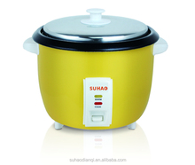 Colorful and white mini national rice cooker inner pot