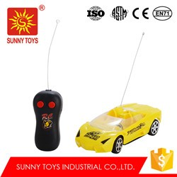 shantou chenghai toy factory hot selling 2.4GHz 4CH R/C model car for children