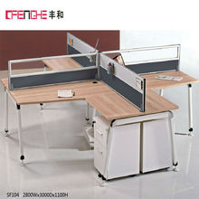 [commercial furniture]steel legs office wall partition cubicle wall partitions SF-104