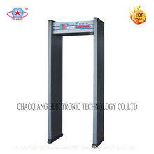 New design arch portable walkthrough metal detector for sale