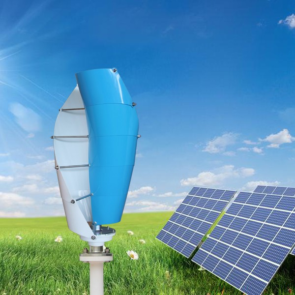 200w boat use vertical wind turbine